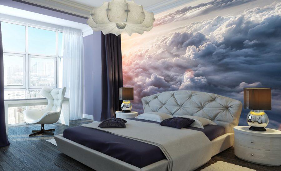 Fototapety do sypialni