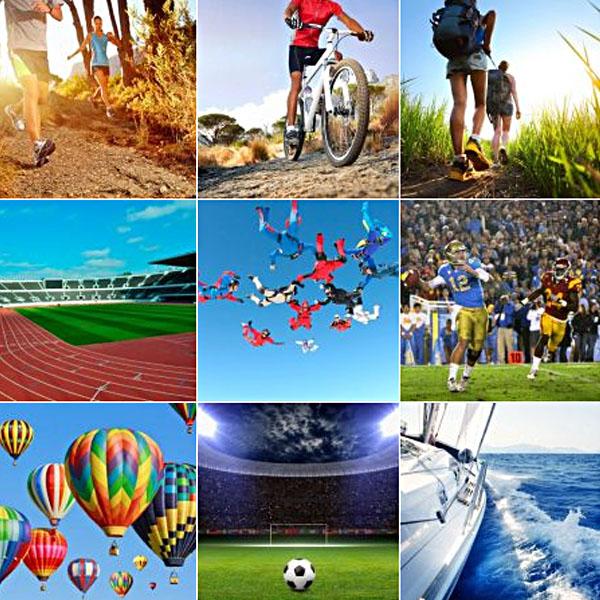fototapety sport